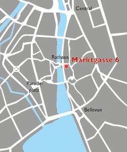 Karte Marktgasse 6